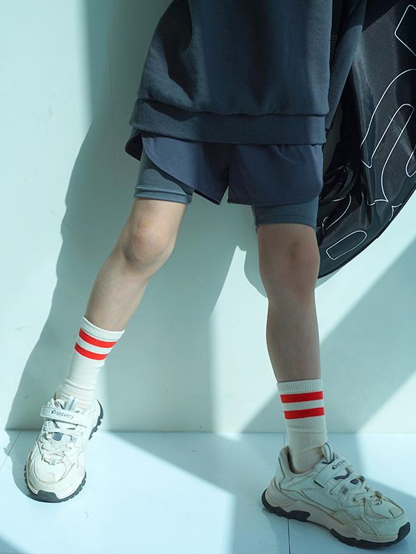 light sound short pants