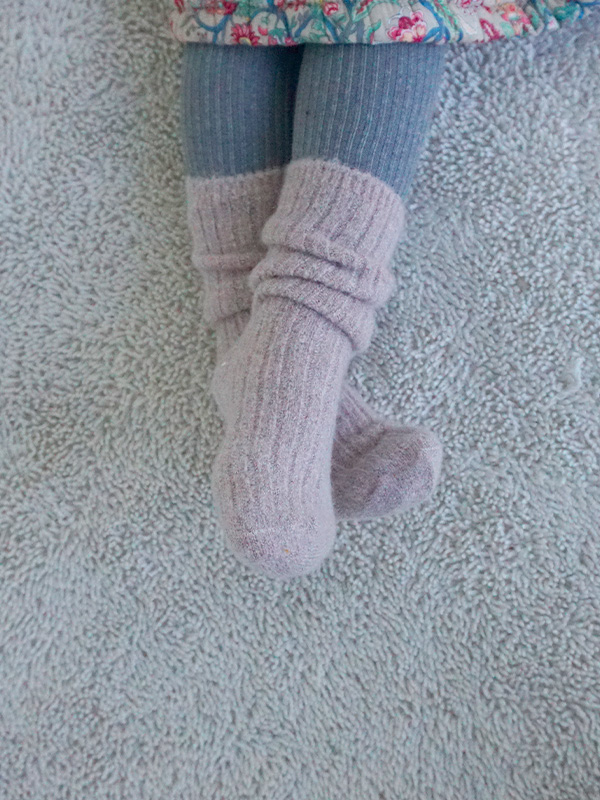candy floss socks