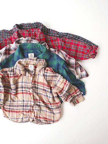 Finley long shirts (five checks)