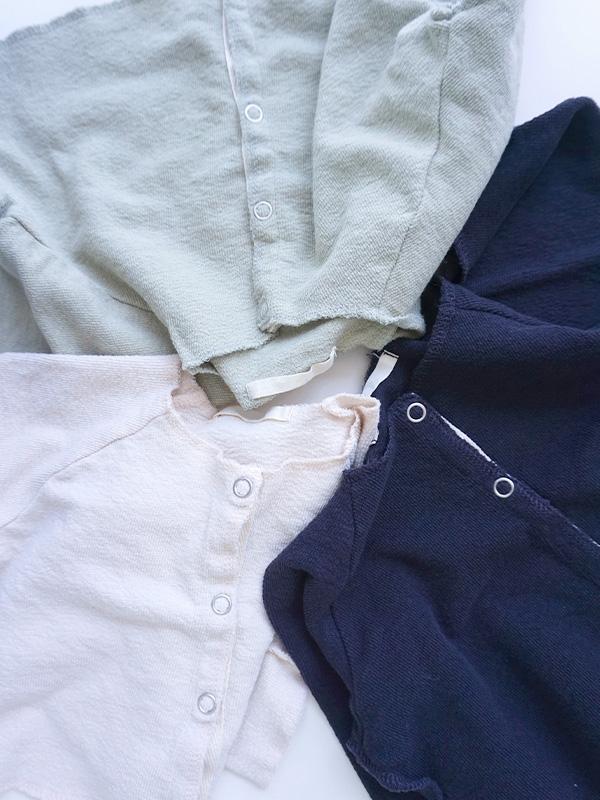 taping cardigan