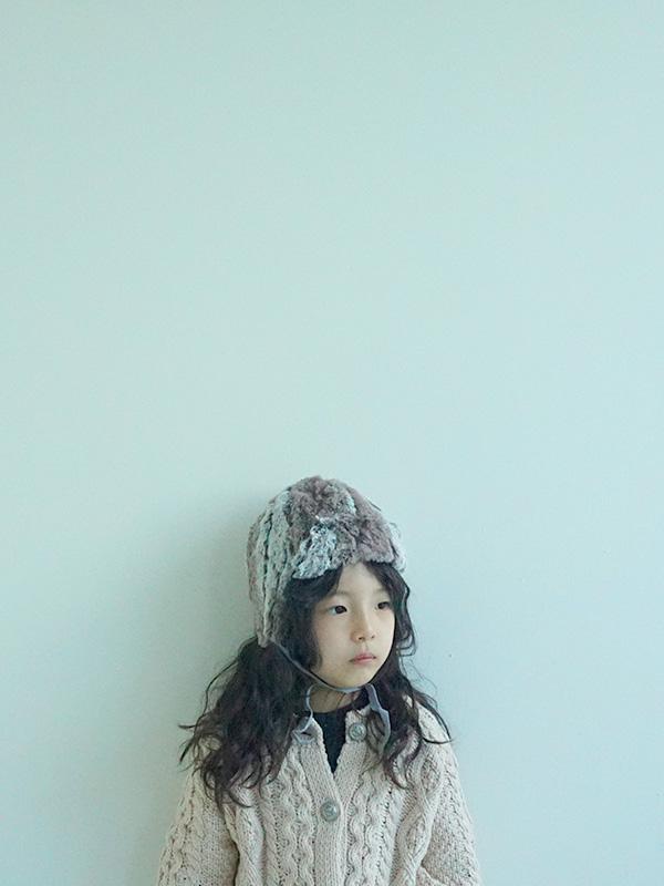 ecomink warm ear bonnet
