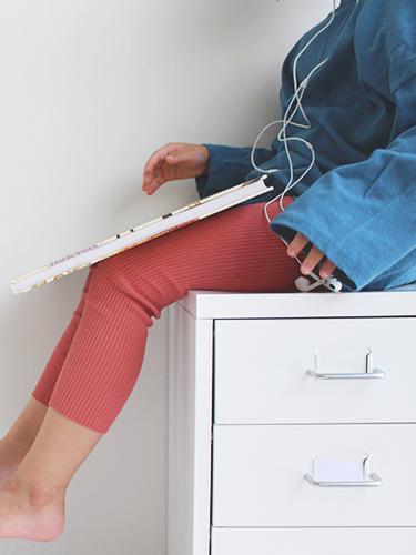 couleur leggings(5colors)
