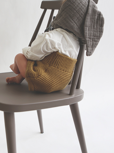 knit egg bloomer
