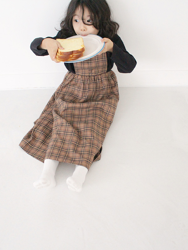 bread onepiece SWEET BROWN CHECK