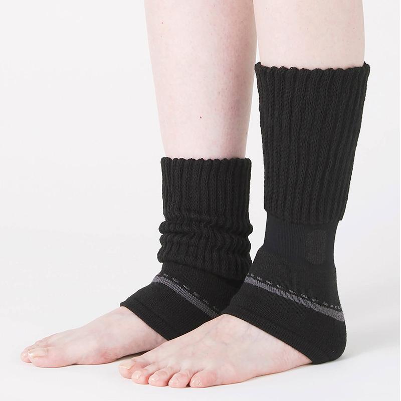 靴下サプリ まるでこたつ足首ウォーマー