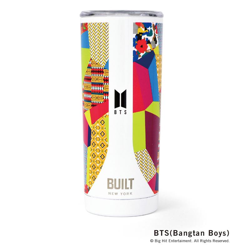 【9月上旬お届け】BTS×BUILTタンブラー BTS