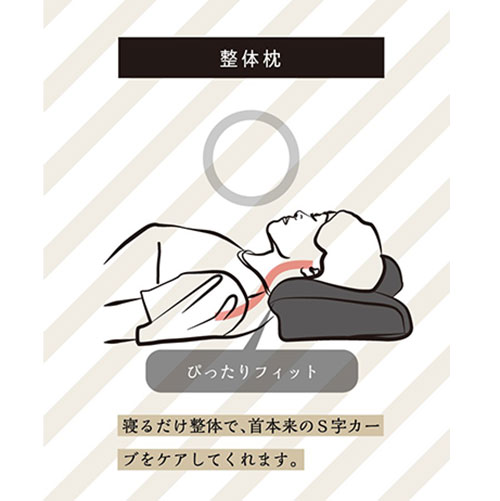 RAKUNA整体枕