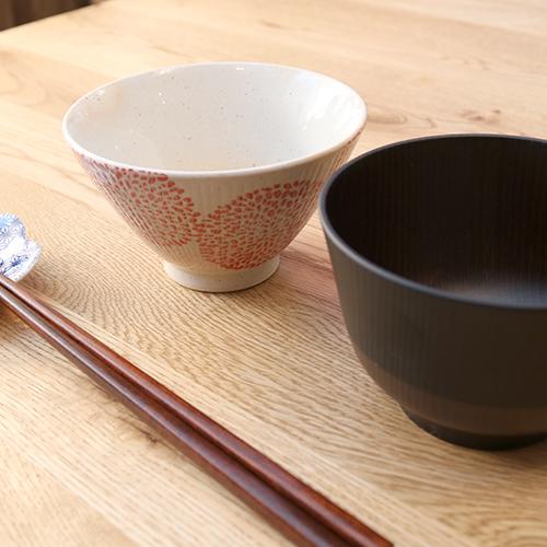 輪花 茶碗