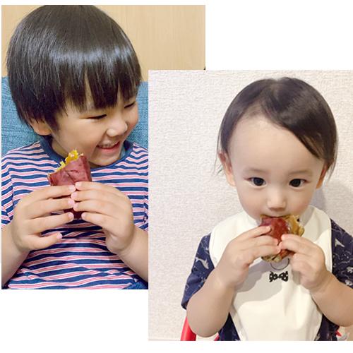 【送料込】つぼ焼き芋・夢座家 冷凍焼き芋ギフト1kg【代引・同梱不可】