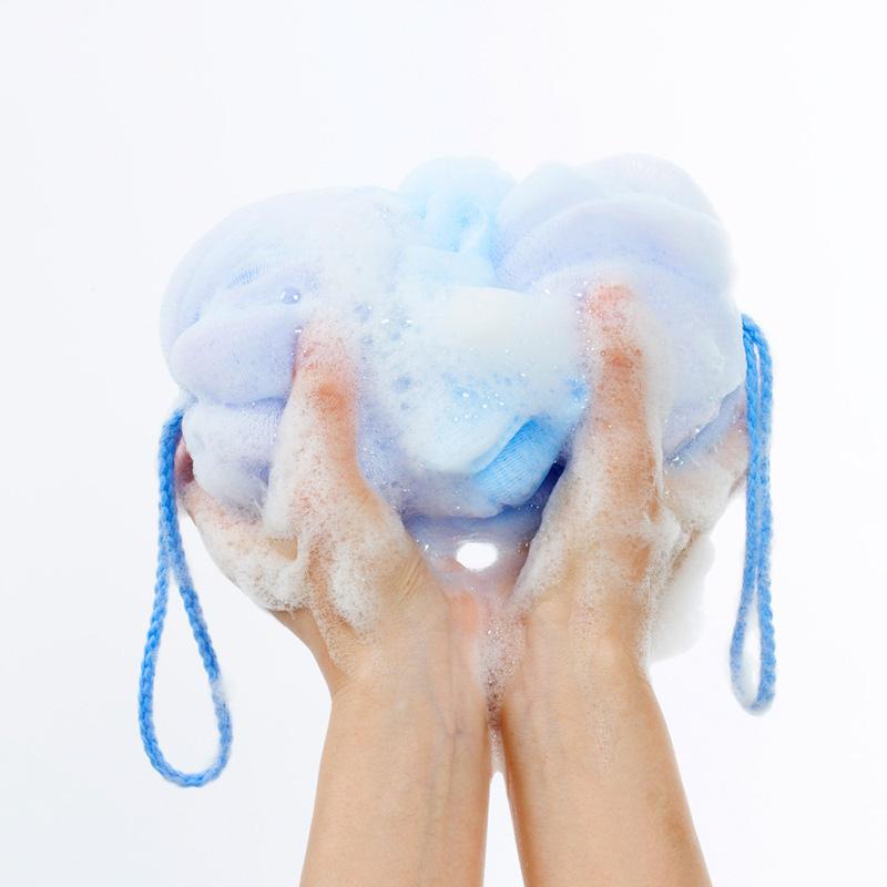 泡工場 背中も洗えるシャボンボール BL