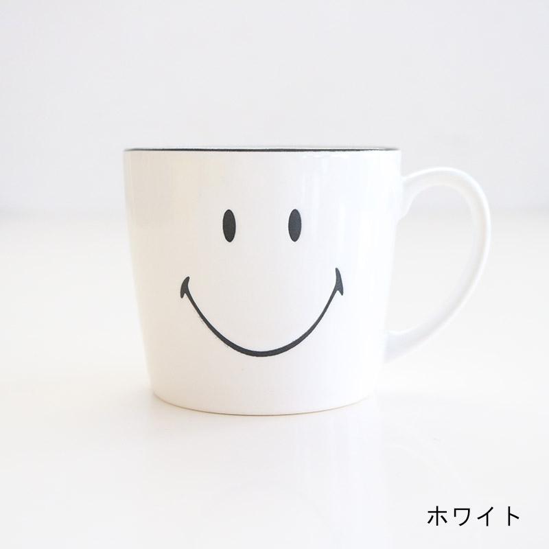 Smiley Faceマグ スマイル