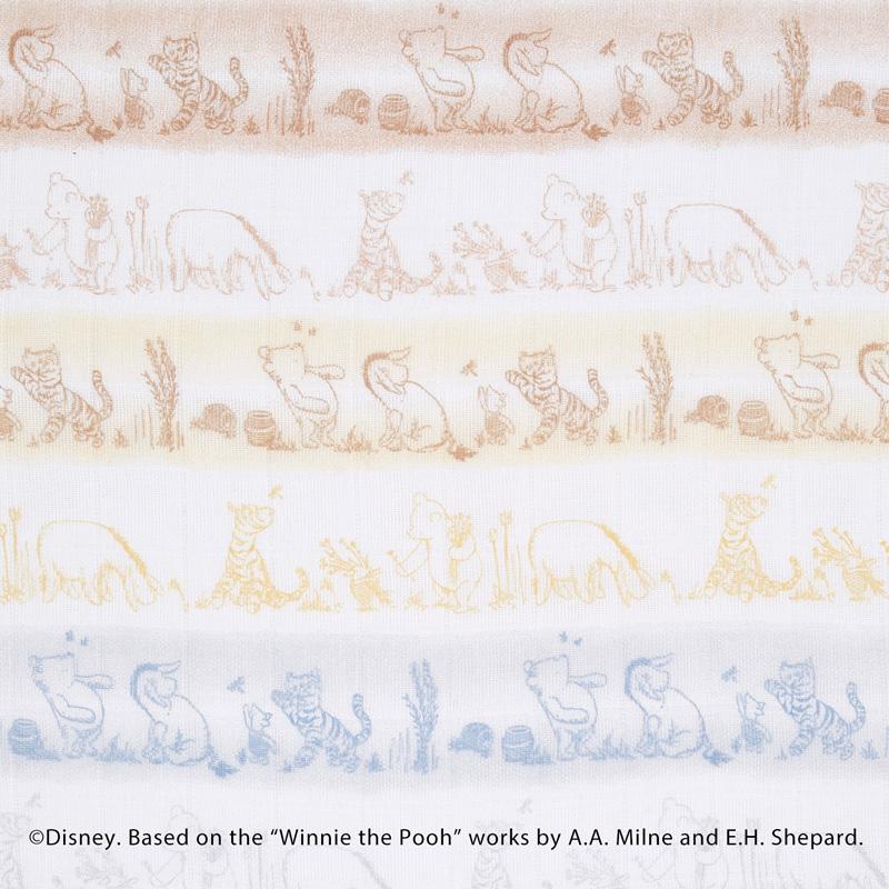 クラシック スワドル winnie in the woods|エイデン&アネイ