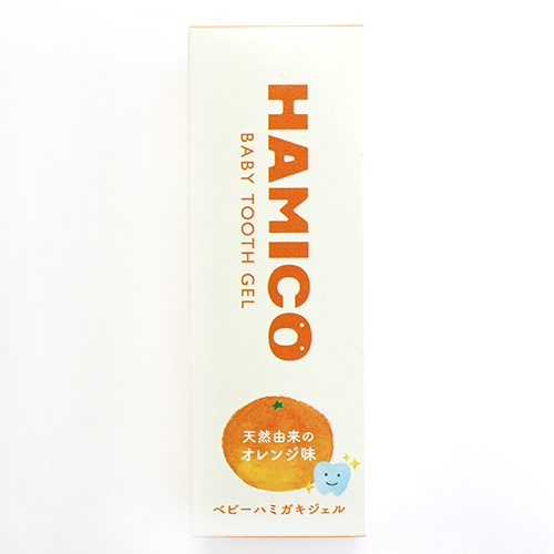 HAMICO(ハミコ) ベビーハミガキジェル