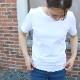 オーガニックコットンサーキュラージャージー|クルーネックTシャツ