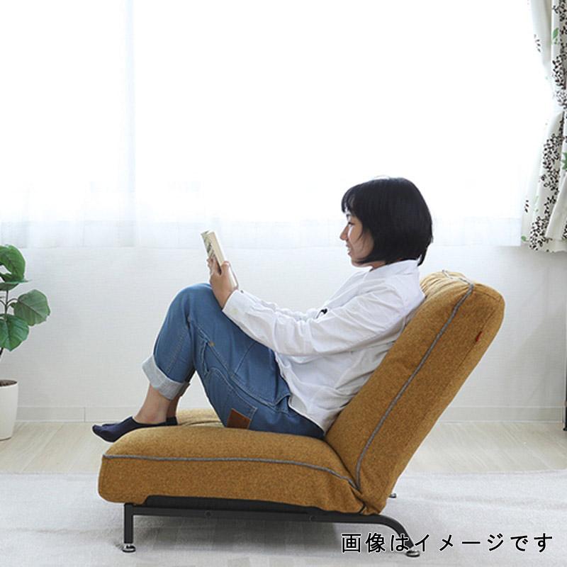 Harmonia スチールレッグソファ YE 【同梱・代引不可】