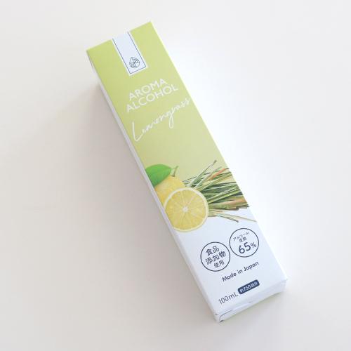 アロマアルコール65 レモングラスの香り 100ml