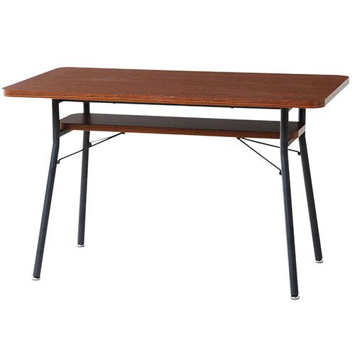 mild(ミルド) ダイニングテーブル110 BR