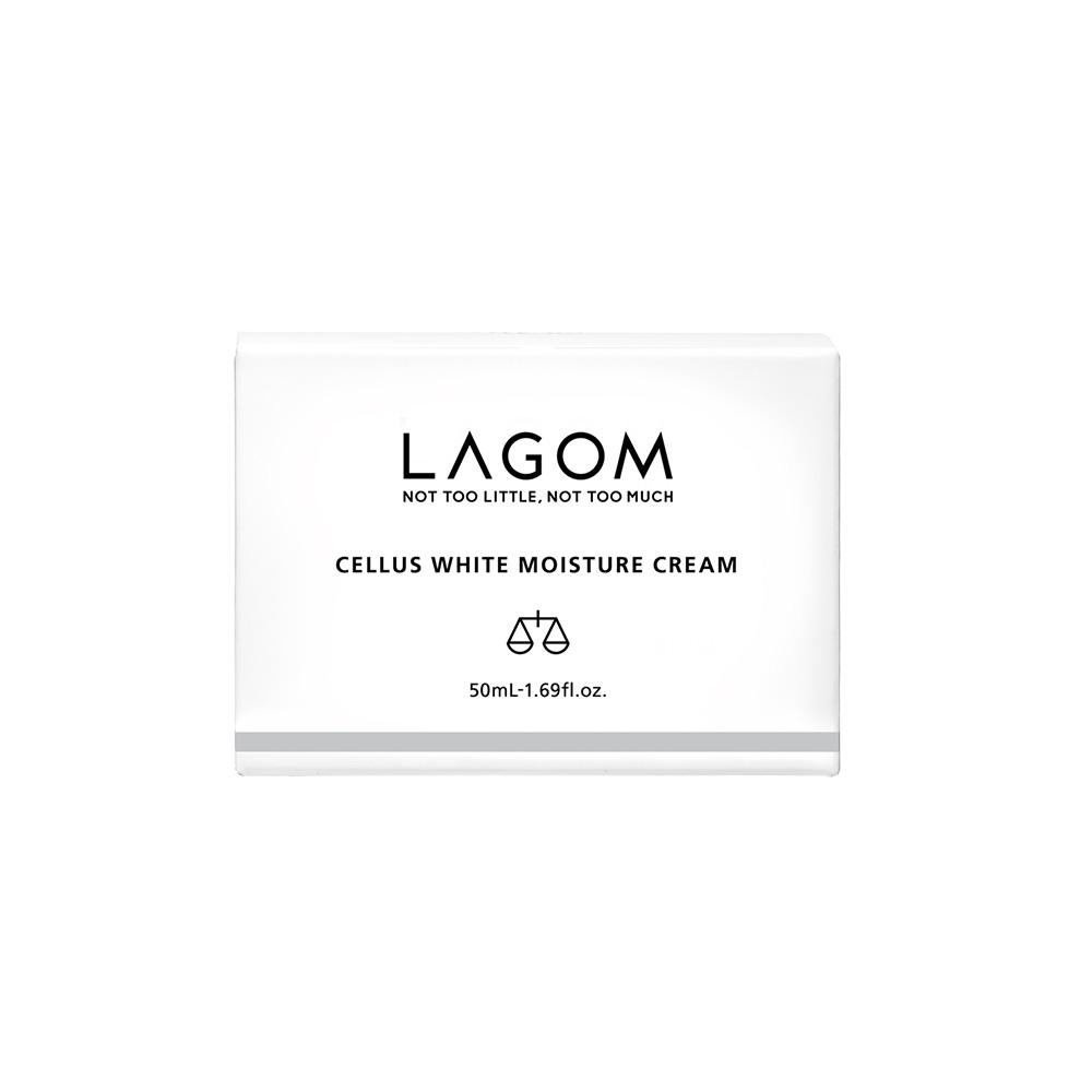 ◆LAGOM ホワイトモイスチャークリーム