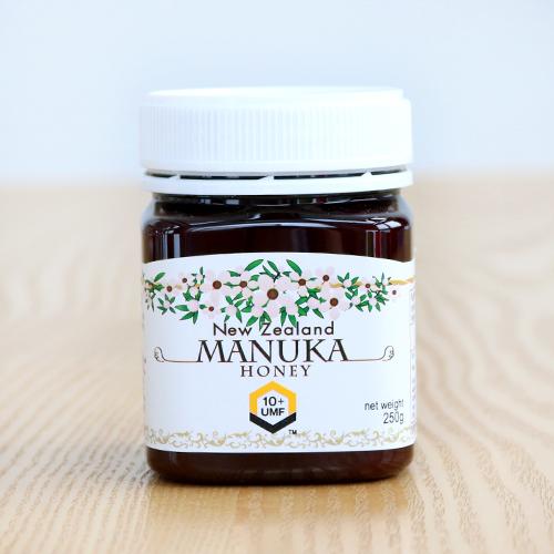 武州養蜂園 マヌカハニーUMF10+ 250g 蜂蜜