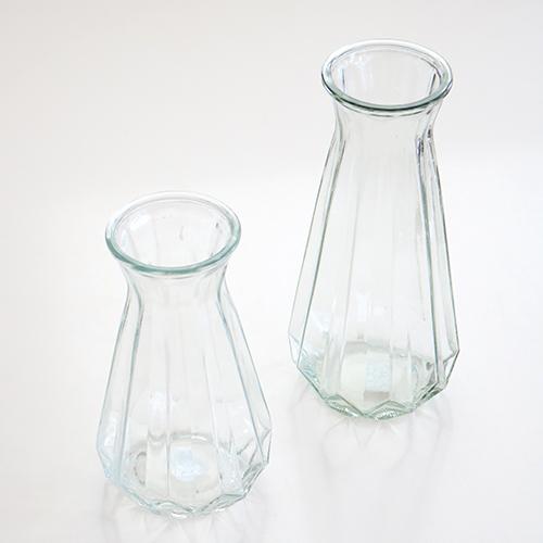 ガラス製フラワーベース(PO22558)
