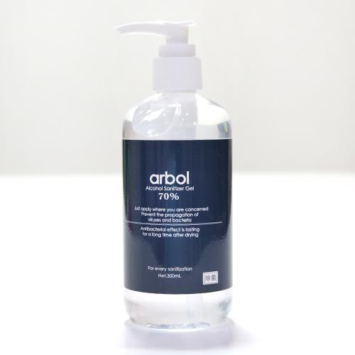 〈日本製〉arbolアルコール除菌ジェル300ml