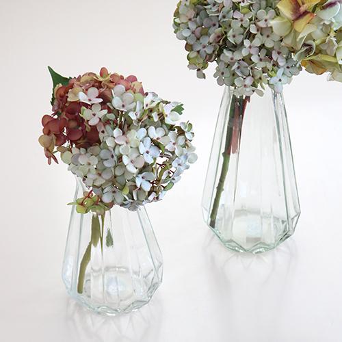 ガラス製フラワーベース(PO22559)