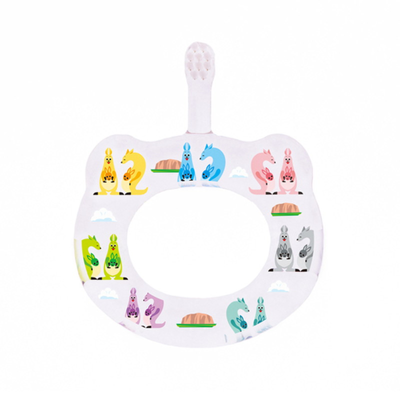 HAMICO(ハミコ) 12カンガルー  ベビー歯ブラシ