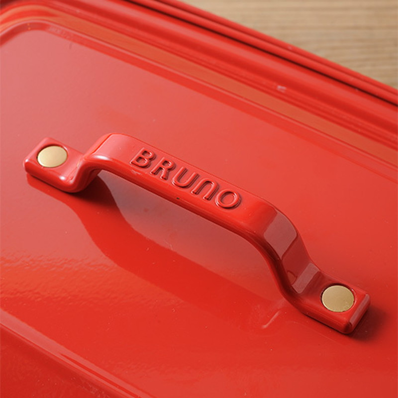 BRUNO(ブルーノ) ホットプレート グランデサイズ BOE026◎