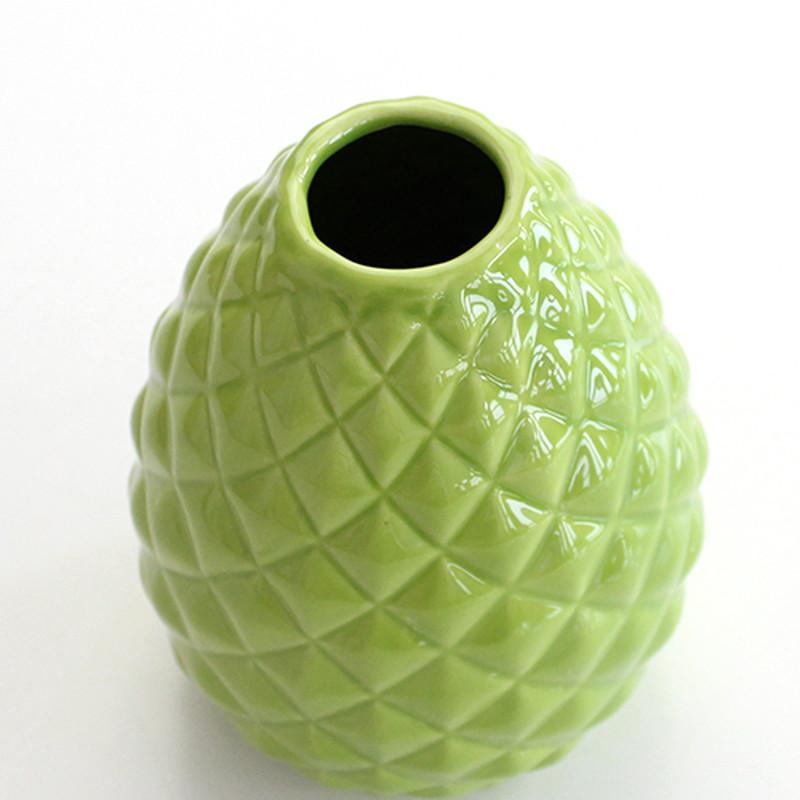 花瓶 カーブ