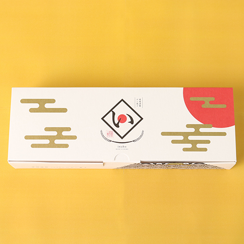 inaho×GIFT BOX(ポン菓子)|愛媛百貨フェア
