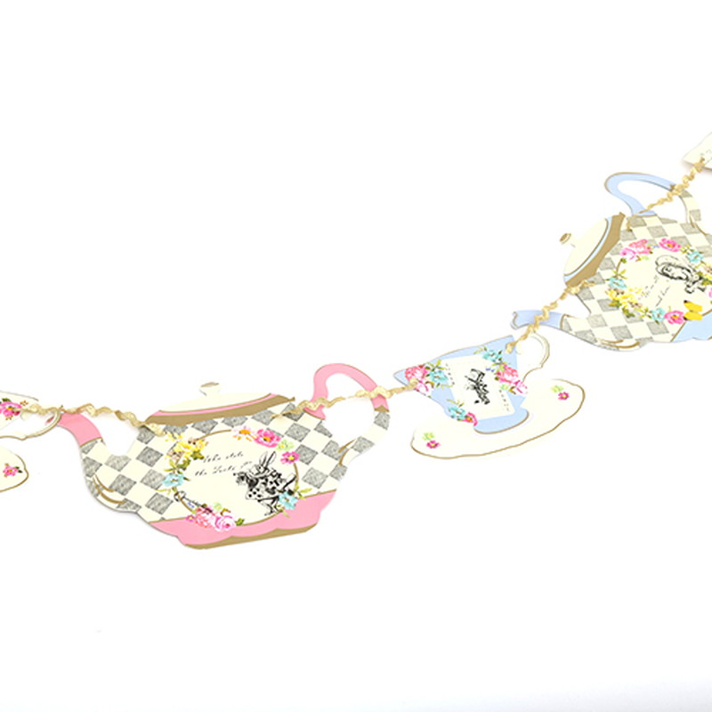 【SALE】お茶会ガーランド