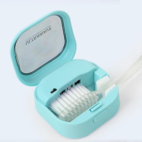 歯ブラシ除菌キャップ ミント