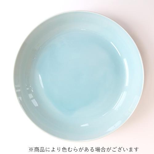 はんぷていカレー皿 (ブルー/グレー)