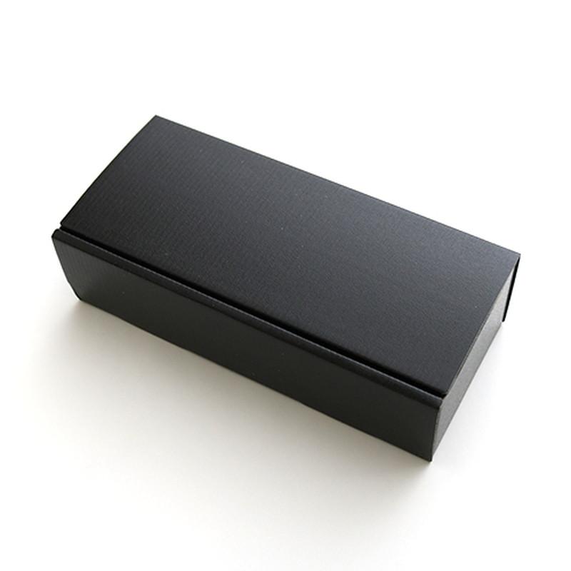 2合米3個専用 黒エンボス ギフトBOX(A33-CC)