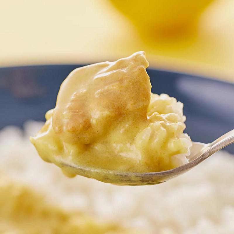 【プレゼント対象】にしきや レモンクリームチキンカレー