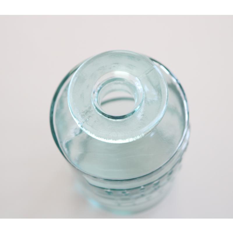 VALENCIA リサイクルガラスフラワーベース SIETE CL