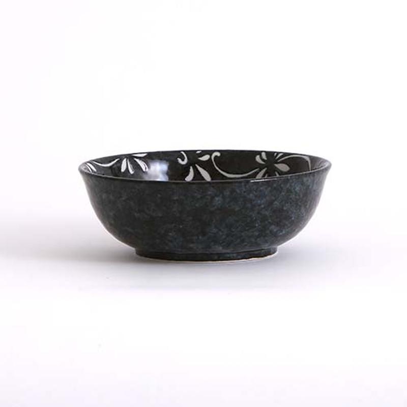 深海花三島5寸鉢