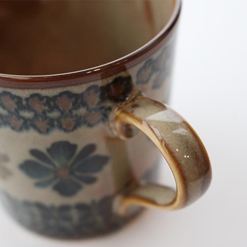 クラシコ マグカップ ビリジアン