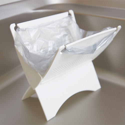 Kcud(クード)生ごみ水切り器 ホワイト