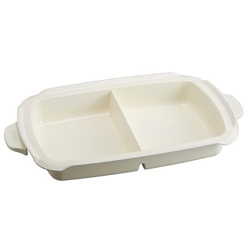 BRUNOホットプレート グランデ用仕切り鍋BOE026NA