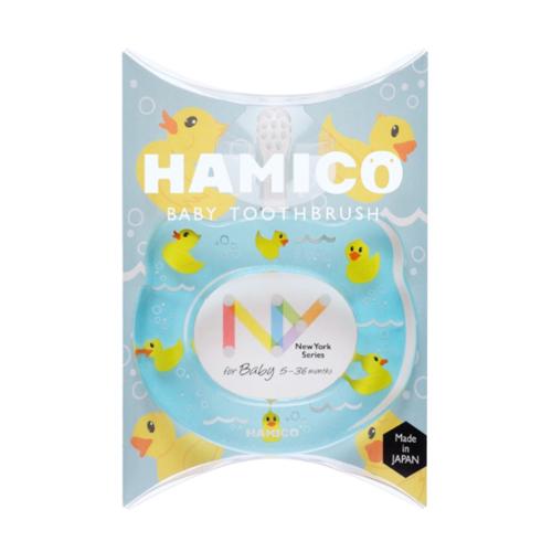 HAMICO(ハミコ) Rubber Ducks  ベビー歯ブラシ