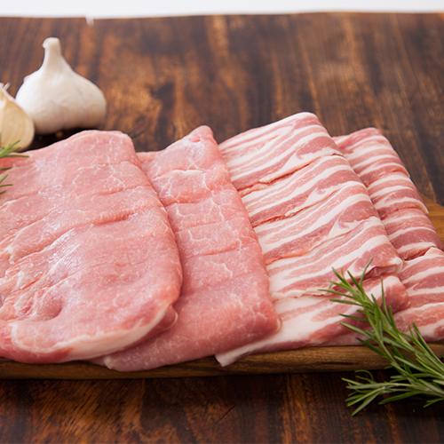 【送料込】和豚もちぶたのごちそう焼肉セット【同梱/代引不可/お届け日限定】