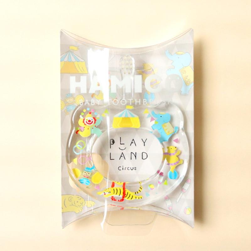 HAMICO(ハミコ)サーカス ベビー歯ブラシ