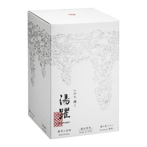 湯躍 化粧箱(60g×7包入り)
