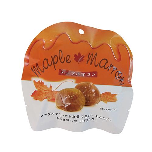 メープルマロン 3粒 丸成商事