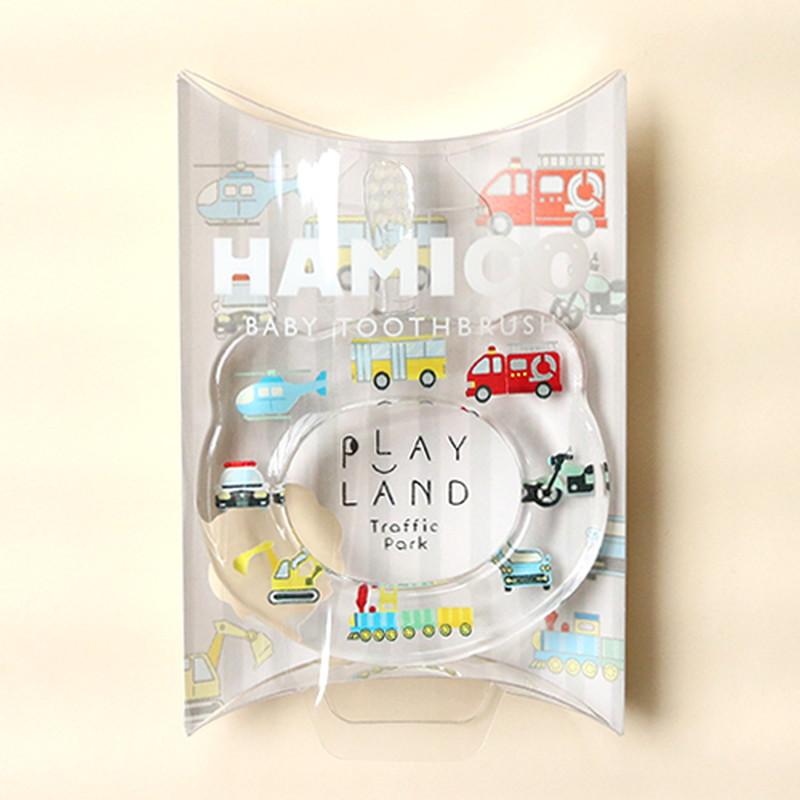 HAMICO(ハミコ)交通公園 ベビー歯ブラシ