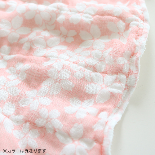 白雪ふきん 友禅染 桜