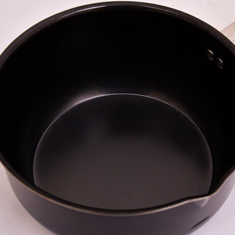 Health Kitchen(ヘルスキッチン) 鉄製ミニ揚げ鍋片手16cm