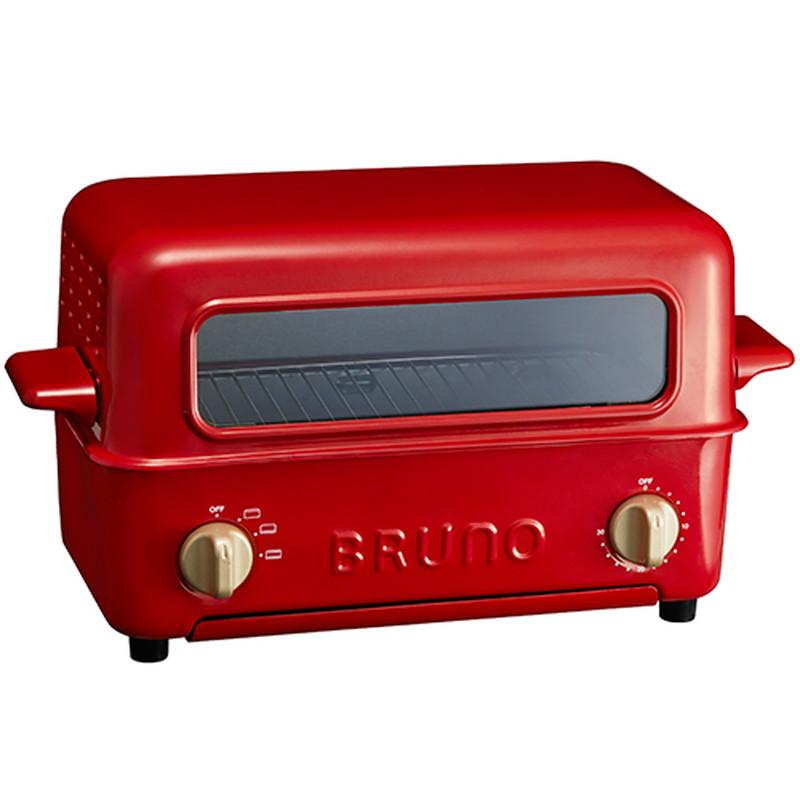 BRUNO トースターグリル BOE033-RD