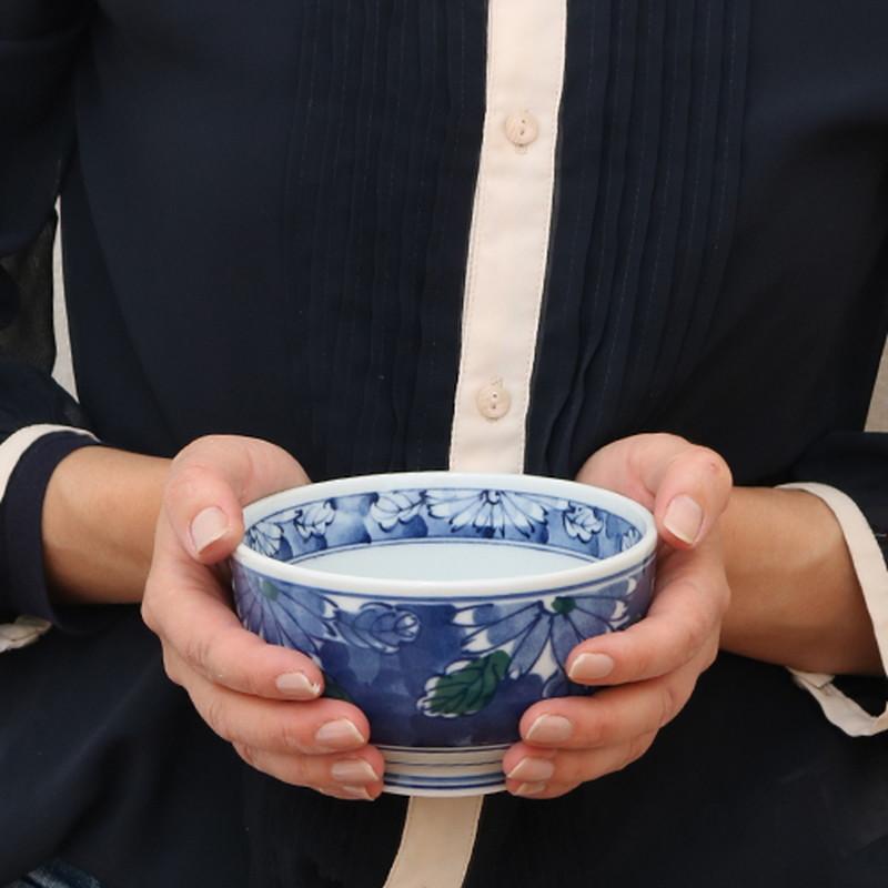 二色だみ菊 4.0京丼